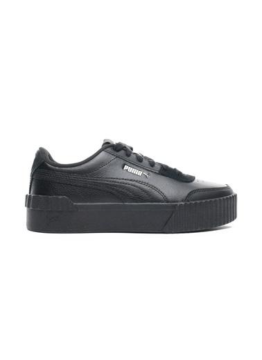 Puma Kadın Siyah Carina Lift Sneakers 373031.001 Siyah
